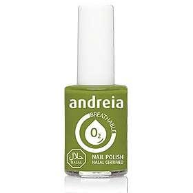 Andreia Professional Breathable O2 Nail Polish 10.5ml