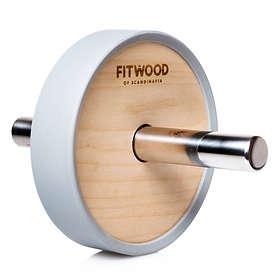 Fitwood of Scandinavia Kjerag Exercise Ab Wheel
