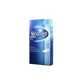 GSK GlaxoSmithKline Nicotinell Icemint Tyggegummi 2mg 24stk