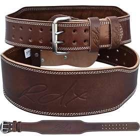 RDX Sports Leather Padded Training Belt 10cm