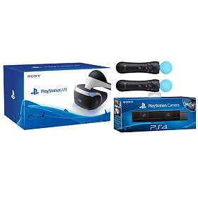 Sony PlayStation VR (incl. Camera & Move)