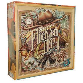 Z-Man Games Flick em UP! (Wooden Edition)