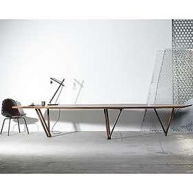 Noyer Konferensbord 400x125cm