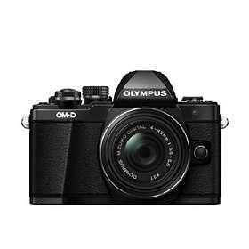 Olympus OM-D E-M10 Mark II + 14-42/3,5-5,6 II R