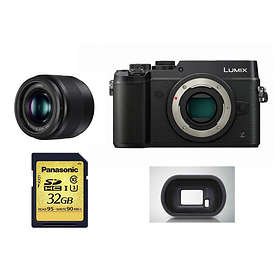 Panasonic Lumix DMC-GX8 + 25/1,7