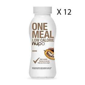 Nupo Meal Replacement Shake 330ml 12-pack