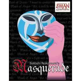 Z-Man Games Masquerade