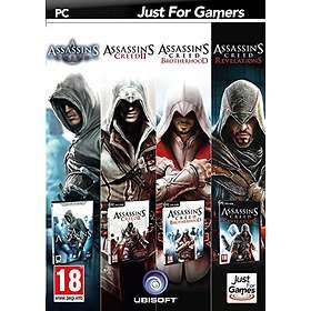 Assassin's Creed - Quadruple Pack (PC)