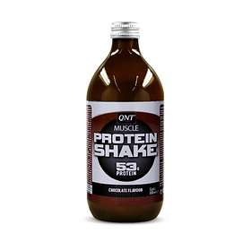 QNT Muscle Protein Shake 500ml 12-pack