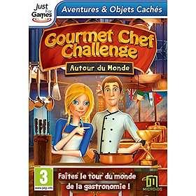 Gourmet Chef Challenge: Autour du Monde