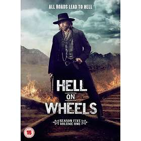 Hell on Wheels - Season 5, Vol 1 (UK)