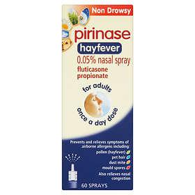 GSK GlaxoSmithKline Flixonase Pirinase Allergy 0.05% Nasal Spray 60 doses
