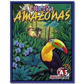 Coloretto: Amazonas