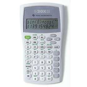 Texas Instruments TI-30X IIB