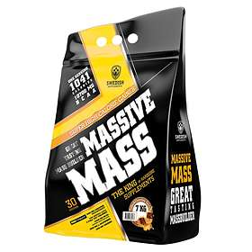 Swedish Supplements Massive Mass 3,5kg