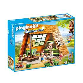 Playmobil Summer Fun 6887 Camping Lodge
