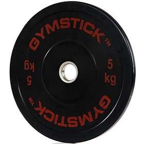 Gymstick Rubber Dumbbells 2x5kg