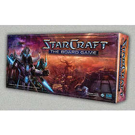Fantasy Flight Games Starcraft: The Boardgame