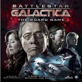 Fantasy Flight Games Battlestar Galactica