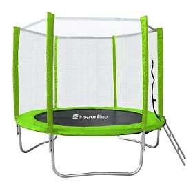 InSportLine Froggy Pro with Safety Net 244cm