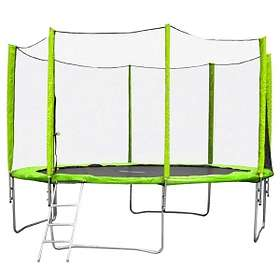 InSportLine Froggy Pro with Safety Net 366cm