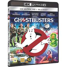 Ghostbusters (UHD+BD)