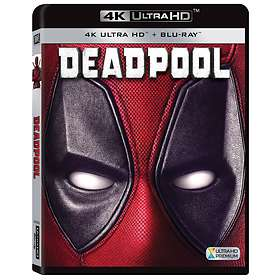 Deadpool (UHD+BD)