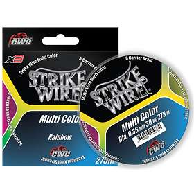 CWC Strike Wire Multi Color X8 0.41mm 275m