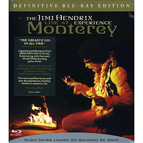 Jimi Hendrix Experience: Live at Monterey