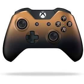 Microsoft Xbox One Wireless Controller - Copper Shadow Edition (Xbox One/PC)