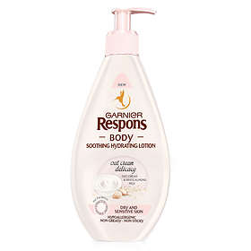 garnier respons body lotion