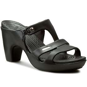 e99a83e64b59 Find the best price on Crocs Cyprus V Heel (Women s)
