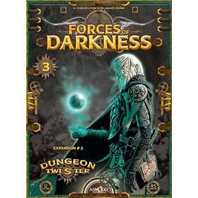 Dungeon Twister: Forces of Darkness (exp.)
