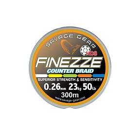Savage Gear Finezze HD8 Braid 0.28mm 300m