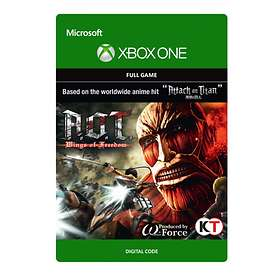 Attack on Titan: Wings of Freedom (Xbox One)