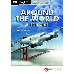 Flight Simulator X: Around the World in 80 Flights (Expansion) (PC)