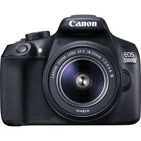 Canon EOS 1300D + 18-55/3,5-5,6 III