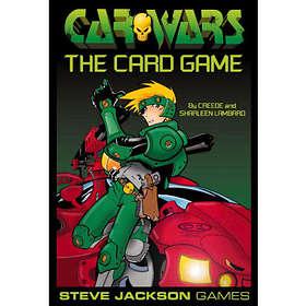 Car Wars - Kortspel (2nd Edition)