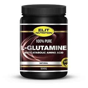 Elit Nutrition Pure L-Glutamine 0,5kg