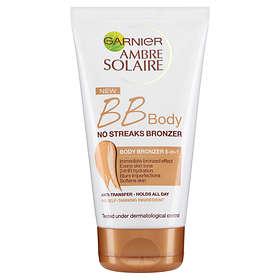 Garnier Ambre Solaire BB Body Wash-Off Bronzer 5 in 1
