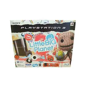 Sony PlayStation 3 80GB (incl. Little Big Planet)