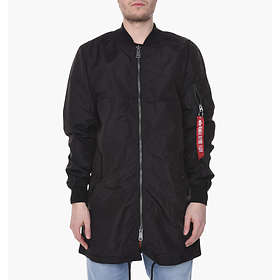 alpha industries jacka svart herr