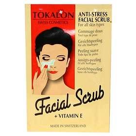TOKALON Swiss Cosmetics Facial Scrub 15ml