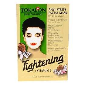 TOKALON Swiss Cosmetics Tightening Facial Mask 15ml