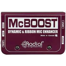 Radial McBoost