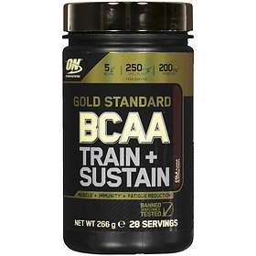 Optimum Nutrition Gold Standard BCAA 0,26kg