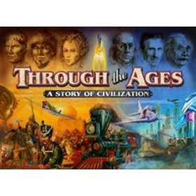 Eagle Games Through The Ages: A Story of Civilization