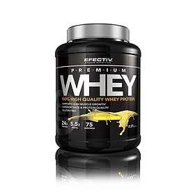 Efectiv Nutrition Premium Whey 2.2kg
