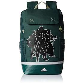 ada332dc4585 Find the best price on Adidas Marvel Avengers Small Backpack ...