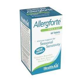 HealthAid Allergforte 60 Tabletter